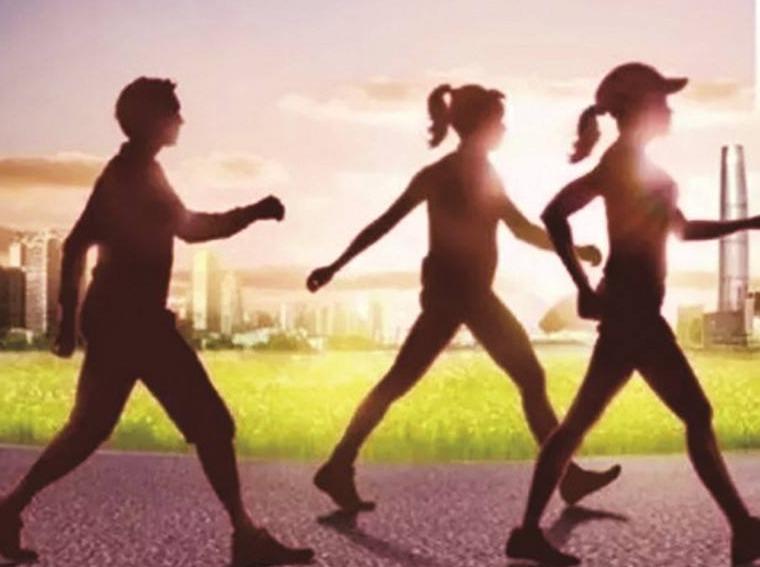健康健步走
