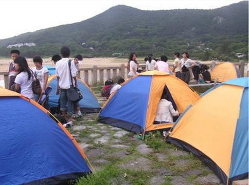牡丹江音乐节露营晚会 —第二期