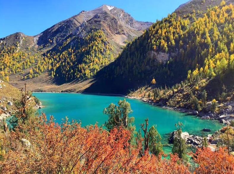 端午节,新疆孟克特古道,中国最美的古道