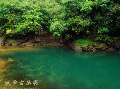 月24日周日:从化古溪线,竹林休闲徒步