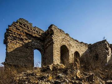 周六北京石峡关-八达岭野长城穷游