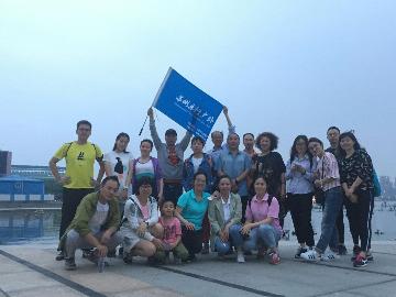 6.20周二环金鸡湖徒步活动召集