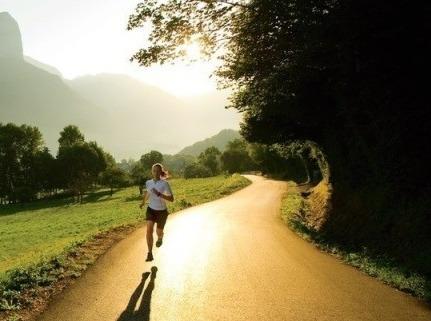 一起跑步10公里吧