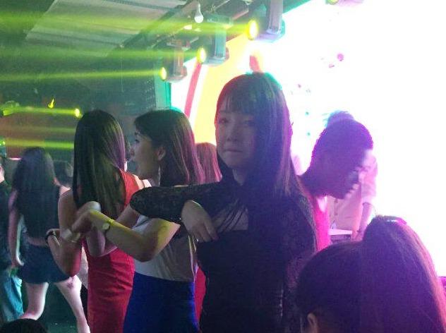 25日(周六)王牌酒吧聚会活动