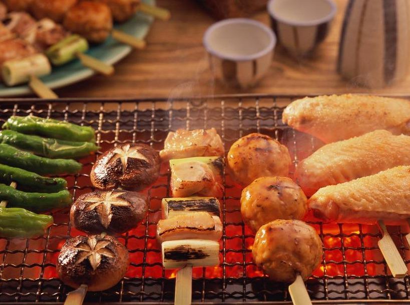 9月1日 【周日】户外烧烤活动
