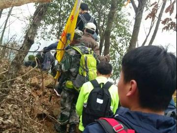 2017年3月26日/周日灵树爬山活动