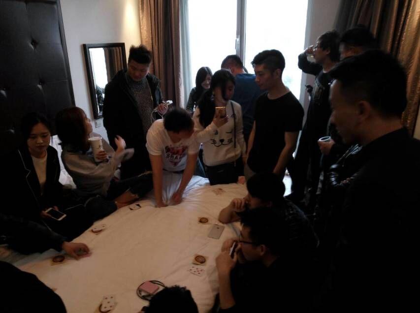 4月3日(周一)打浦桥鼎园瑞峰公寓桌游