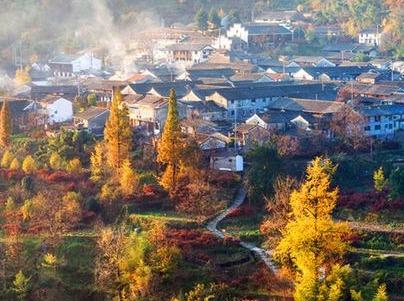10月20日丹山赤水-茅镬-柿林活动