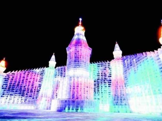 2019年大敦峡冰瀑(灯)摄影活动