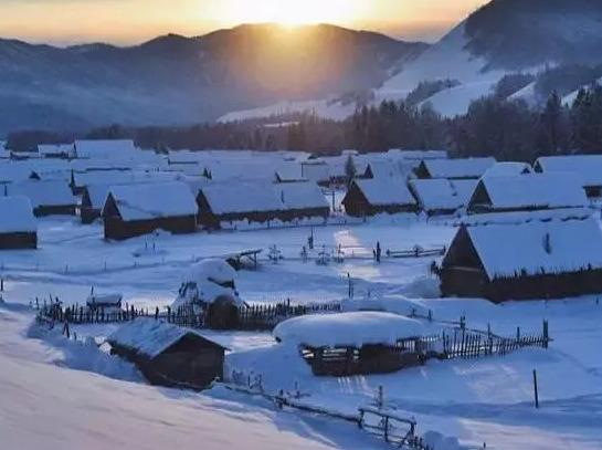 带你发掘隐藏在新疆上的绝美秘境11天