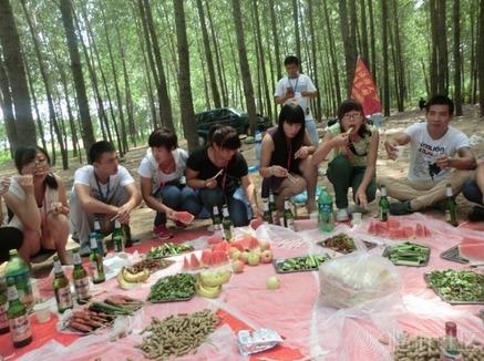户外野餐活动 参加活动进QQ群
