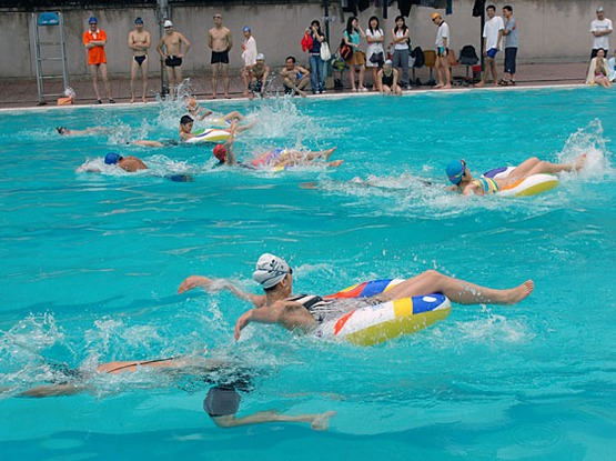 水上娱乐—体验趣味挑战团队赛(第一期)