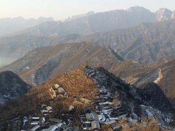 北京房山葫芦棚村~猫耳山~车厂一日穿越