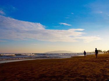 唯美黑色之恋,行走黑色海岸之旅
