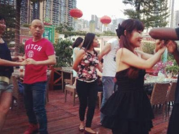 燕郊周六免费舞蹈塑型交友活动