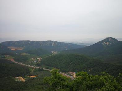 2018年7月14日周六徒步爬山活动