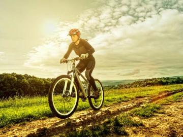 骑行趣味比赛