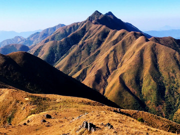 2020元旦:平云山穿越