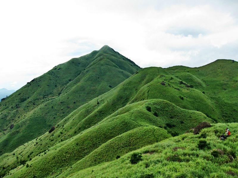 【踏春】惠州大南山穿越、芦苇荡摄影、云端漫步斧头石