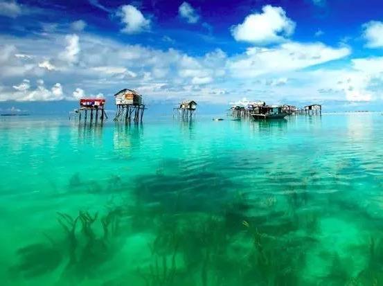 去仙本那感受异国海滩,会有不一样的收获