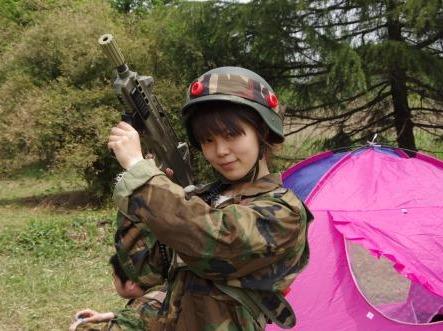 4月5号户外真人CS野战之阵地战