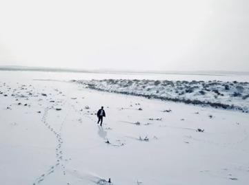 听雪花满落的新疆,喀纳斯赛里木湖8日行