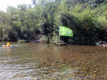 7.23北仑森林植物园徒步、嬉水