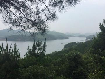 青山绿水户外9.3九龙湖环线