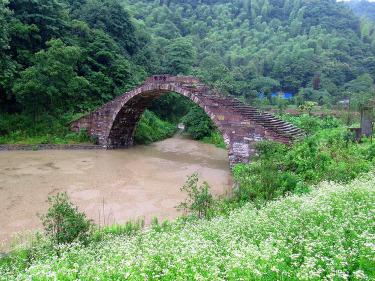 古洞桥-大竹海-朱敏穿越11.3