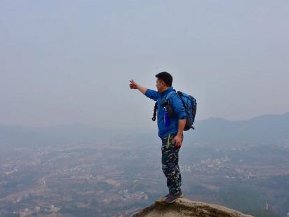 9月21日(周六)大顶山户外攀爬挑战一日