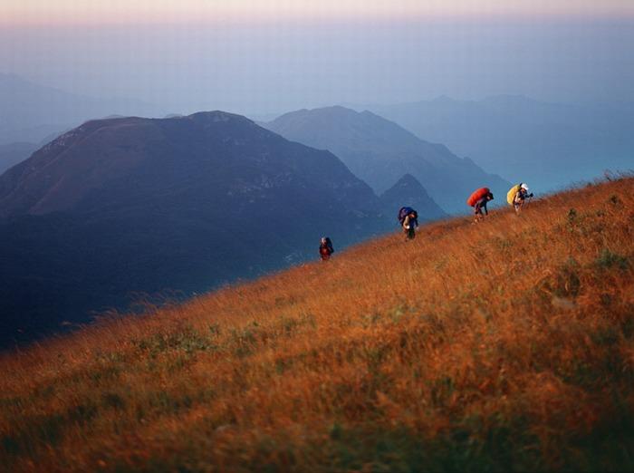 广东四大名山之惠州罗浮山、飞云顶主峰穿越