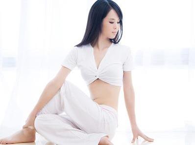 一起来学瑜珈吧