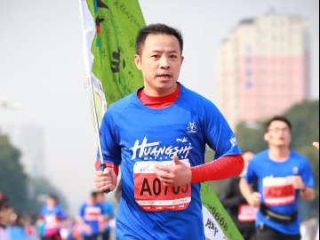 武昌跑步吧例跑406期<br>周三绿道例跑