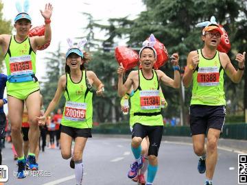 武昌跑步吧例跑375期<br>周三绿道例跑