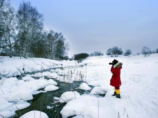 1.26-28号乌兰布统草原雪景