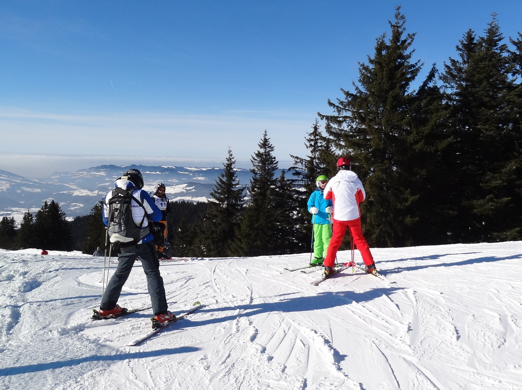 11月14-15号 崇礼多乐滑雪