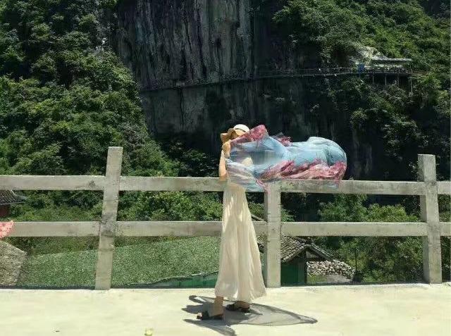 8月26-27号柳州融安玻璃栈道二日游