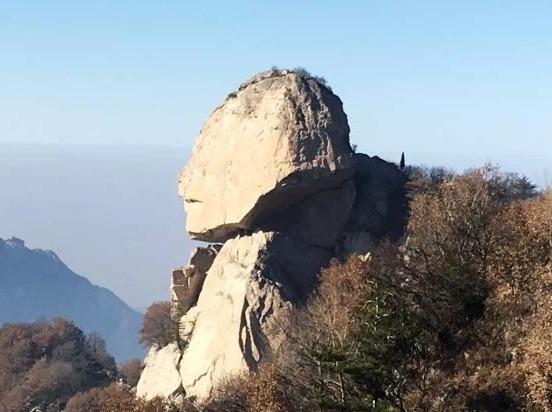 2019.3.2车袍峪人头山休闲祈福