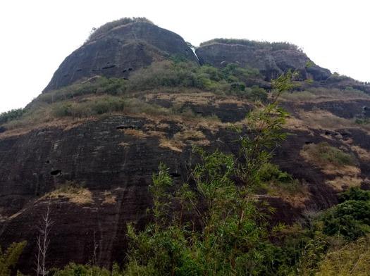 惠州马鞍山徒步、攀岩一线天奇景一日游