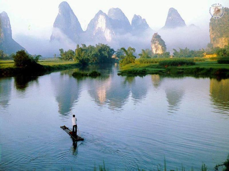 春节:兴坪漓江、银子岩、竹筏漂流三日游