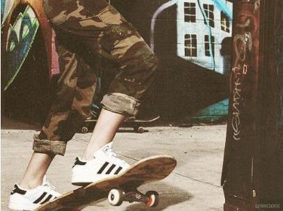娄底滑板俱乐部周六孙水公园滑板活动