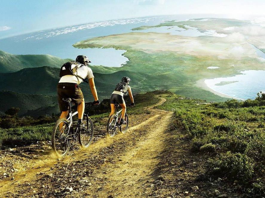 8月25号(周六)骑行渭南航天生态园