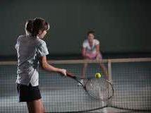 健身打网球,健康快乐生活每一天
