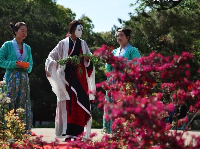 2017年上巳节汉服民俗文化活动