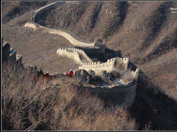 长城三险之十八蹬:十八蹬-黄花城-西水峪
