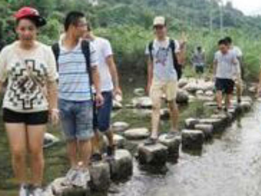 周末湛江森林公园爬山交友活动 <br>