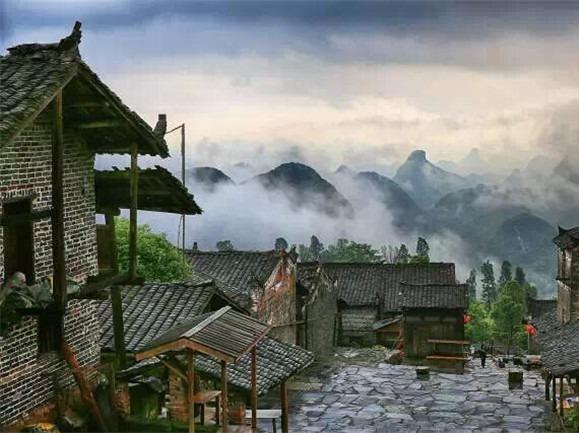 国庆:探秘千年瑶寨,欧家村行摄梯田