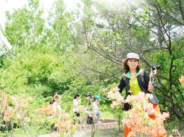 周末相约哈尔滨森林植物园游玩