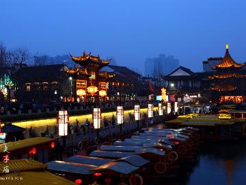 2月17-19日 南京梅花节秦淮海夫子庙