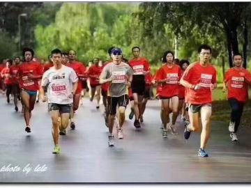 千人趣跑运动会